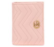 Portemonnaie GG Marmont aus Leder