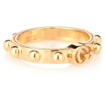 Ring GG Running aus 18kt Gelbgold