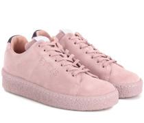 Sneakers Ace aus Veloursleder
