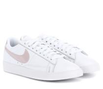 Sneakers Blazer Low LE aus Leder