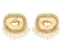 Verzierte Ohrringe Pedigree XL Eye