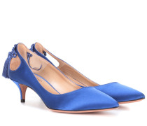 Pumps Forever Marilyn 45 aus Satin