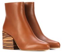 Ankle Boots Tito aus Leder