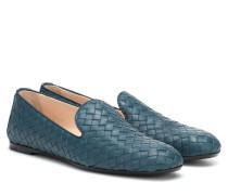 Loafers Fiandra aus Leder