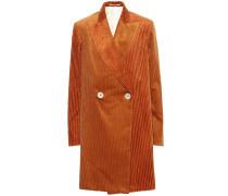 Mantel Vanda aus Cord