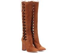 Stiefel Medina 105 aus Veloursleder