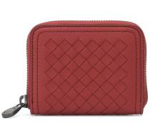 Portemonnaie aus Leder
