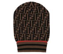 Mütze aus Kaschmir und Wolle