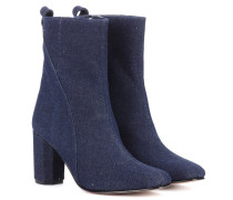 Ankle Boots Joan aus Denim