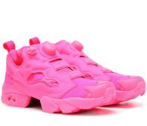 X Reebok Sneakers Fluo Instapump Fury