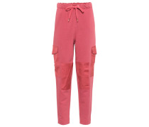 Trackpants aus Baumwolle