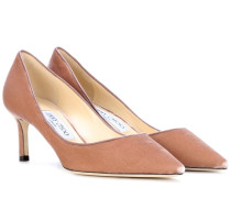 Pumps Romy 60 aus Samt