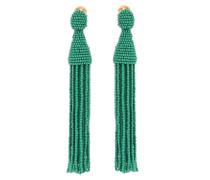 Clip-Ohrringe mit Perlen