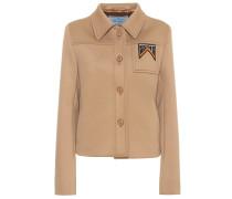 Jacke aus Neopren