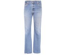 High-Rise Jeans Lea