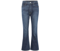 Flared Jeans W5 Empire Crop Bell