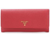 Portemonnaie aus Saffiano-Leder