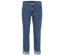 Mid-Rise Jeans Johnny
