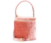 Bucket-Bag Vitti aus Samt