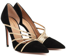 Pumps Minou 105 aus Veloursleder