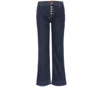 Cropped-Jeans Corsica