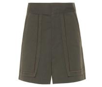 Shorts Lucky aus Stretch-Baumwolle