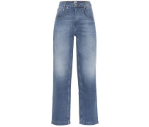 High-Rise Jeans Stillwater