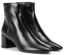 Ankle Boots Loulou aus Leder
