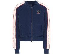 Jacke The Runner Letterman aus Baumwolle