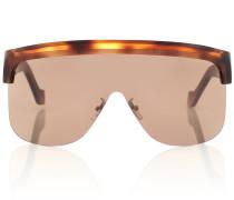 Oversize-Sonnenbrille Show