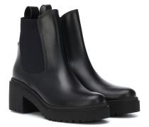Ankle Boots Vera aus Leder