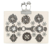 Clutch Jewelled Small Double-Ring