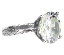 Ring mit einem Kristall