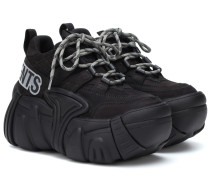 X SWEAR Sneakers aus Leder
