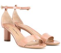 Sandalen Tursi aus Lackleder