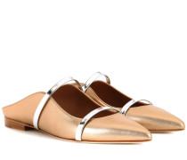Slippers Maureen aus Leder