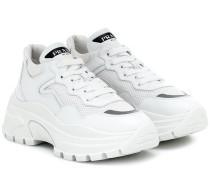 Sneakers Centaurus aus Leder