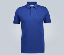 Poloshirt Riviera aus Baumwollmesh