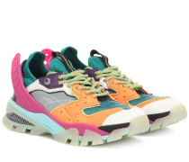 Sneakers Carla mit Leder