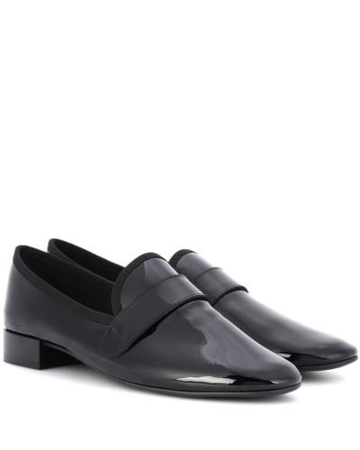 Loafers Maestro aus Lackleder