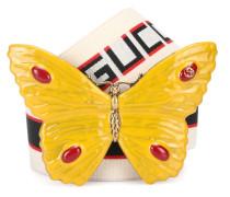 Verzierter Gürtel mit Schmetterling