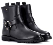 Ankle Boots Easy Rider aus Leder