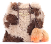 Tote aus Shearling