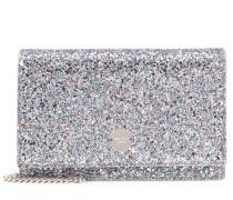 Clutch Florence mit Glitter