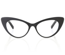 Cat-Eye-Brille New Wave 213 Lily