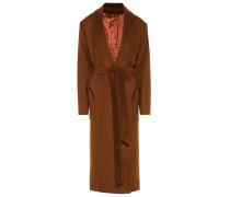 Mantel Whistler aus Wolle und Kaschmir