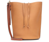 Bucket-Bag Gate aus Leder