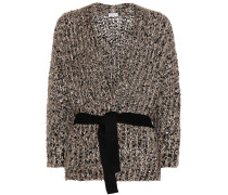 Pullover mit Baumwollanteil und Pailletten