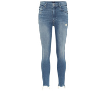 High-Rise Jeans Looker Ankle Chew