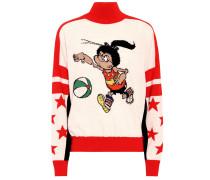 Sweater The Dandy aus Schurwolle